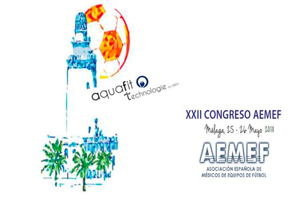 AquaFit en el XXII Congreso Anual  de AEMEF